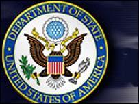 Escudo del Departamento de Estado de EE.UU.