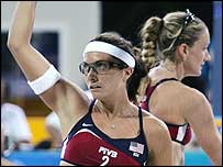 Misty May and Kerri Walsh