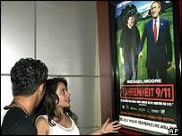A Saudi and a Lebanese friend discuss the film Fahrenheit 9/11