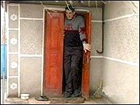 Ukrainian Leonid Stadnyk