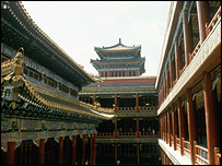 Chengde Mountain Resort ( photograph courtesy of Unesco)