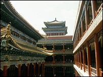 Chengde Mountain Resort ( photograph courtesy of Unesco)