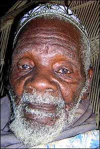 Billy's grandfather, Diogo Diallo, 94