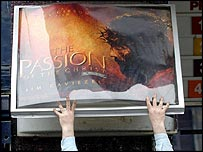 The Passion cinema poster