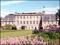 Gordonstoun House