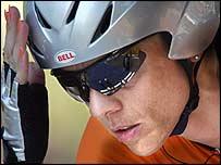 Dutch cyclist Leontien Zijlaard-Van Moorsel