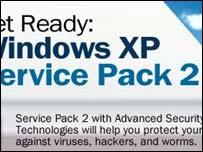Screengrab from Microsoft homepage, Microsoft