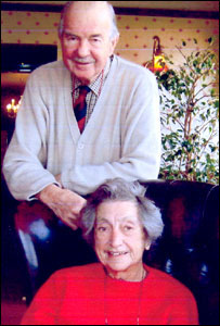 William Farley and his wife Marjorie