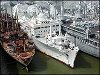 US ghost fleet