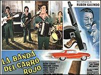 poster from Banda Del Carro Rojo ©Elijah Wald