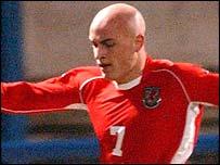 Wales under-21 captain David Pipe