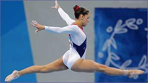 Are you built for gymnastics?