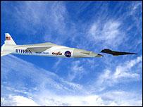 X-43A, Nasa