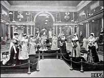 Madame Tussauds in 1895