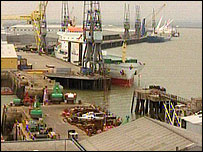 Sheerness Port