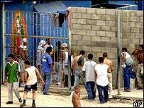 La Esperanza jail