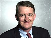 Hilary Benn, International Development Secretary