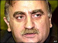 Branko Bulatovic in 2001