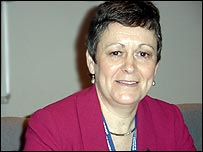 Anne Welsh, SHA President