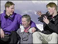 Princes in Klosters 2000