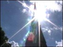 church spire generic