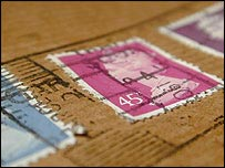 Royal Mail said it was working on a contingency plan