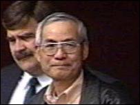 US nuclear scientist Wen Ho Lee