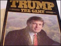 First version of Trump: The Game