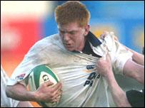 Ireland under-19 flanker John McCall
