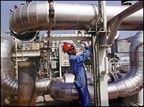 Bangladesh gasworks