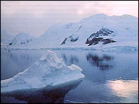 Antarctica, Visnews