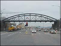 Slip Bridge