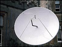 Satellite dish (generic)