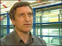 Professor Ian Bryden