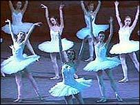 Bolshoi Ballet in Moscow