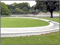 Diana, Princess of Wales Memorial Fountain in Hyde Park