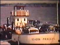 Aust ferry