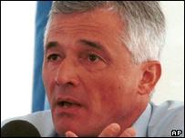 Sergio Vieira de Mello, former UN representative in Iraq