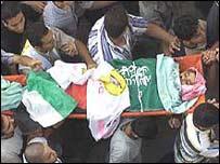 Funeral of Baha Al-Bahesh