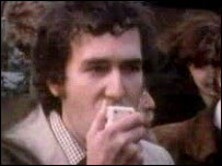 Peter Hain in the early 1970s