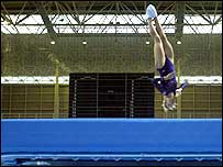 Olympic Indoor Hall