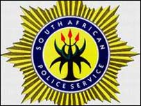 South African police force