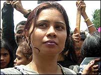 Reshma, Bombay bar worker