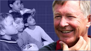 Man Utd's Sir Alex Ferguson reveals what makes a great player