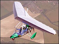 Pegasus Quik microlight (courtesy of Pegasus aviation)