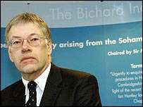 Sir Michael Bichard