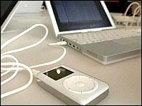 Apple's iPod digital music player