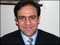 Umar Saif