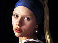 Scarlett Johansson, Girl with a Pearl Earring