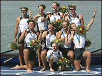 The United States men's eight